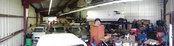 SCA transmission repair shop san diego