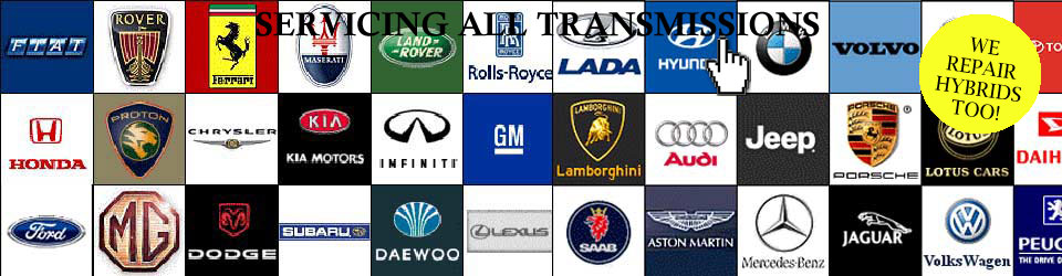 Transmission Service from the guys that know cars